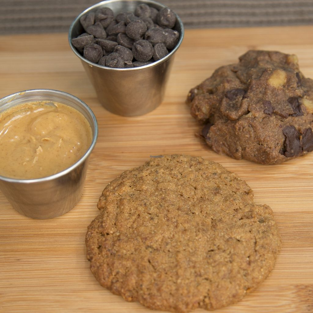 "Photo of CLOSED: The Stoop  by <a href=""/members/profile/KyleStuart"">KyleStuart</a> <br/>Peanut Butter and Chocolate Chip Walnut cookies <br/> March 23, 2016  - <a href='/contact/abuse/image/70902/141088'>Report</a>"