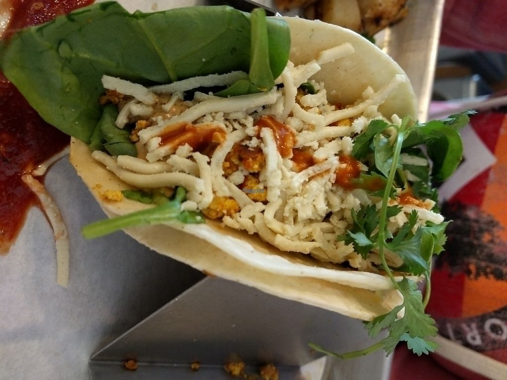 """Photo of Elemental Coffee  by <a href=""""/members/profile/coda1820"""">coda1820</a> <br/>Cheech-a-rizo tacos are the bomb! <br/> September 25, 2016  - <a href='/contact/abuse/image/70923/217659'>Report</a>"""