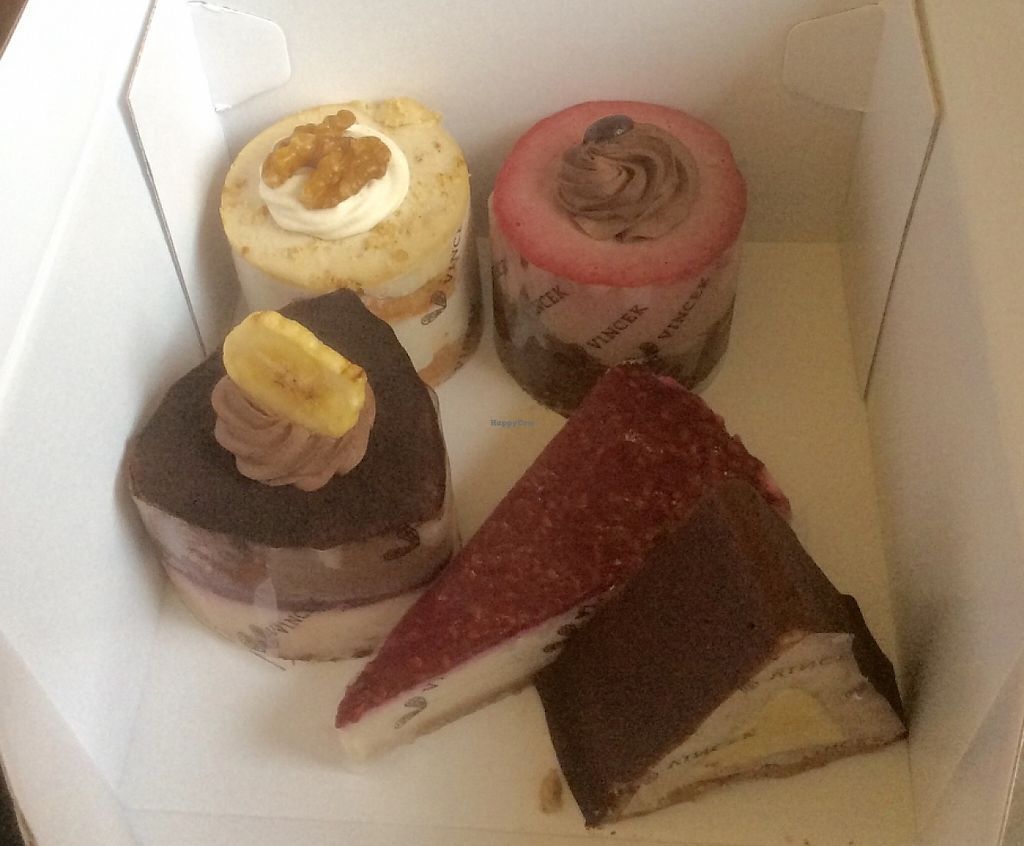 """Photo of Vis a Vis Vincek Cake and Ice Cream  by <a href=""""/members/profile/jon%20active"""">jon active</a> <br/>My first three! <br/> March 16, 2016  - <a href='/contact/abuse/image/70926/236112'>Report</a>"""