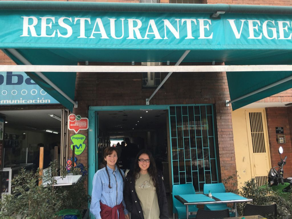 "Photo of Restaurante Vegetariano La 95  by <a href=""/members/profile/marvin2000"">marvin2000</a> <br/>excellent salad bar  <br/> July 30, 2016  - <a href='/contact/abuse/image/70944/163537'>Report</a>"