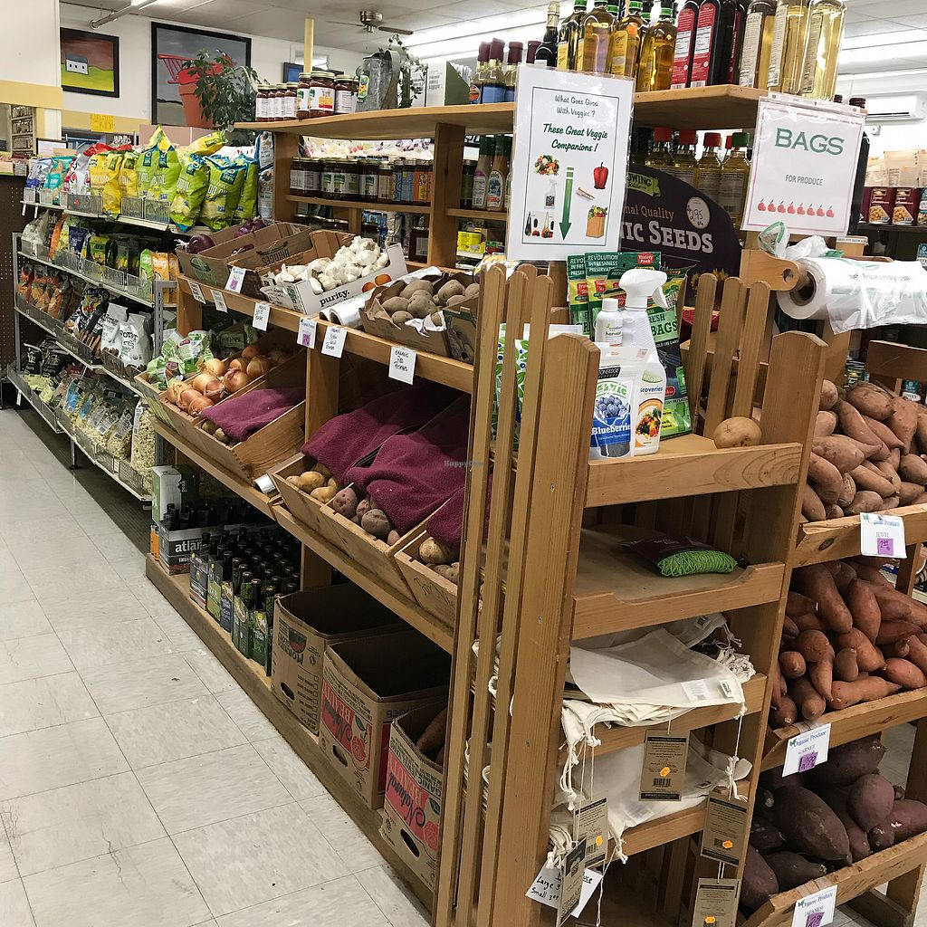 """Photo of John Edwards Whole Foods & Wine Cellar Art Gallery  by <a href=""""/members/profile/Sarah%20P"""">Sarah P</a> <br/>Potatoes <br/> April 18, 2018  - <a href='/contact/abuse/image/70961/387830'>Report</a>"""