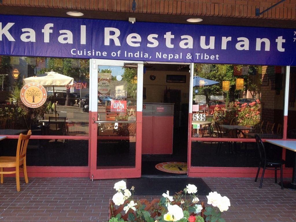 "Photo of Kafal Restaurant  by <a href=""/members/profile/KafalSantaRosa"">KafalSantaRosa</a> <br/>front <br/> June 26, 2016  - <a href='/contact/abuse/image/70986/156263'>Report</a>"
