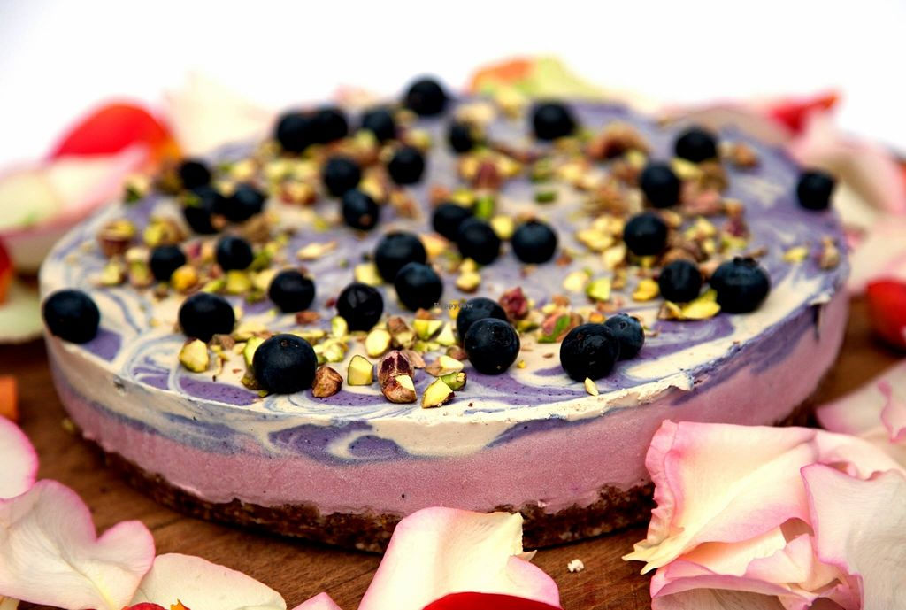 """Photo of Raw Love Cakes  by <a href=""""/members/profile/community"""">community</a> <br/>vegan cheesecake  <br/> March 30, 2016  - <a href='/contact/abuse/image/70993/141858'>Report</a>"""