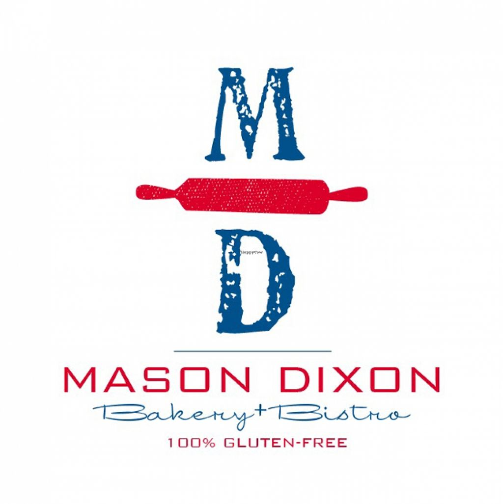 """Photo of Mason Dixon Bakery & Bistro  by <a href=""""/members/profile/Manlyvegan"""">Manlyvegan</a> <br/>Logo <br/> March 17, 2016  - <a href='/contact/abuse/image/71008/140331'>Report</a>"""
