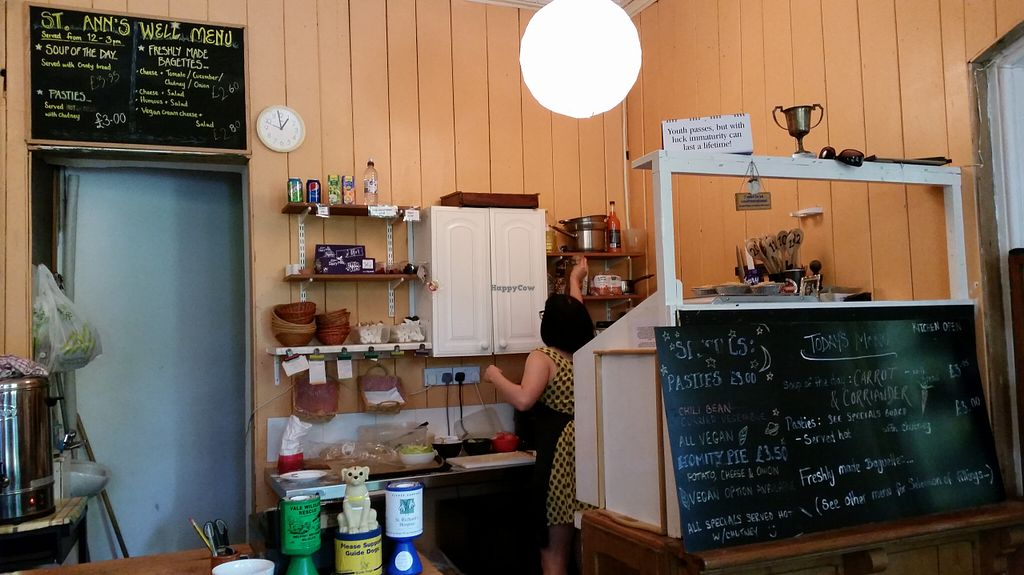 """Photo of St Ann's Well Cafe  by <a href=""""/members/profile/konlish"""">konlish</a> <br/>inside 1 <br/> August 8, 2015  - <a href='/contact/abuse/image/7100/112717'>Report</a>"""