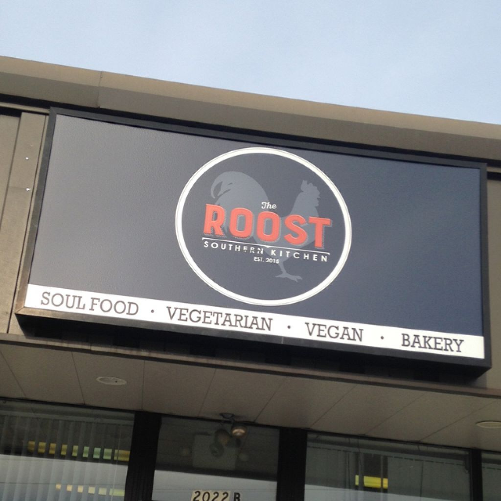 """Photo of CLOSED: The Roost Southern Kitchen  by <a href=""""/members/profile/Manlyvegan"""">Manlyvegan</a> <br/>Store front.  <br/> March 18, 2016  - <a href='/contact/abuse/image/71015/140382'>Report</a>"""