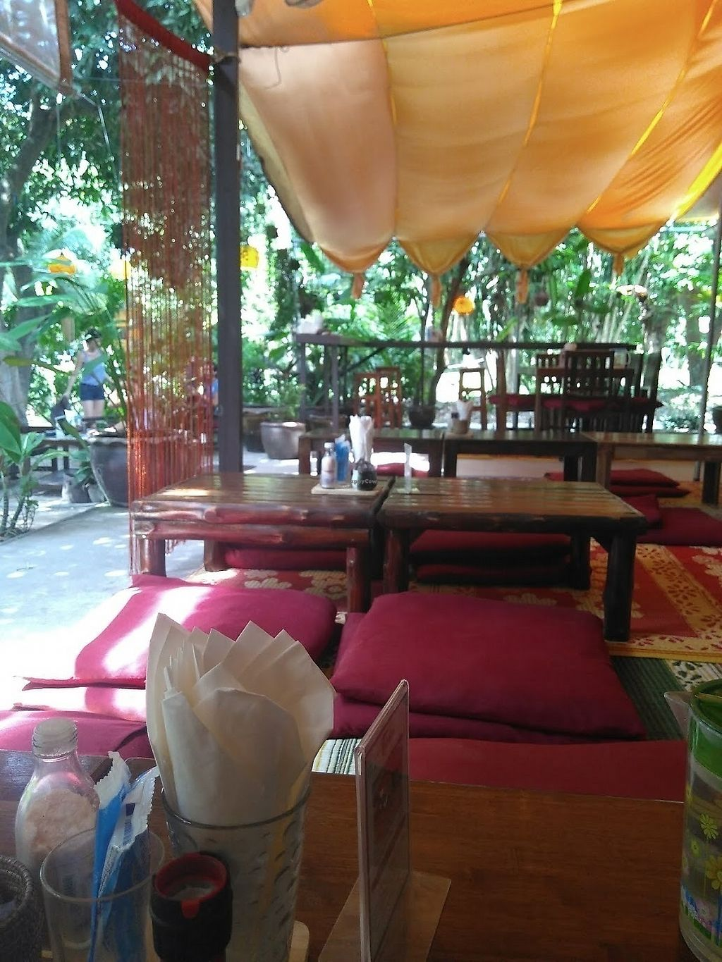 """Photo of Taboon  by <a href=""""/members/profile/GinJan"""">GinJan</a> <br/>Comfy seating with relaxed atmosphere <br/> January 6, 2018  - <a href='/contact/abuse/image/71037/343572'>Report</a>"""