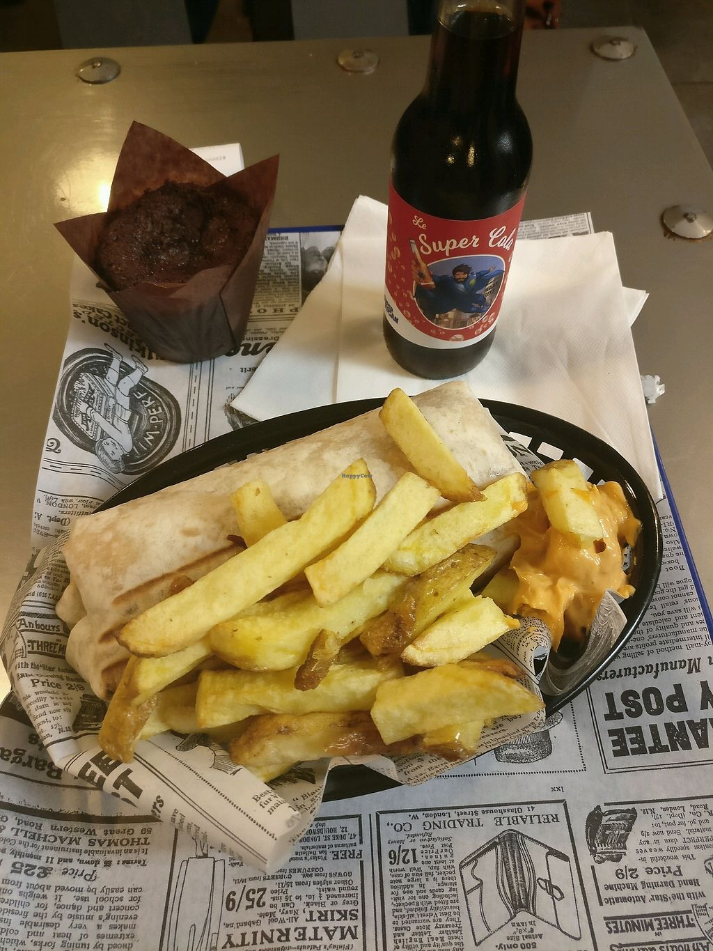 """Photo of Super Vegan  by <a href=""""/members/profile/ClauG"""">ClauG</a> <br/>Kebab <br/> November 25, 2017  - <a href='/contact/abuse/image/71044/328845'>Report</a>"""