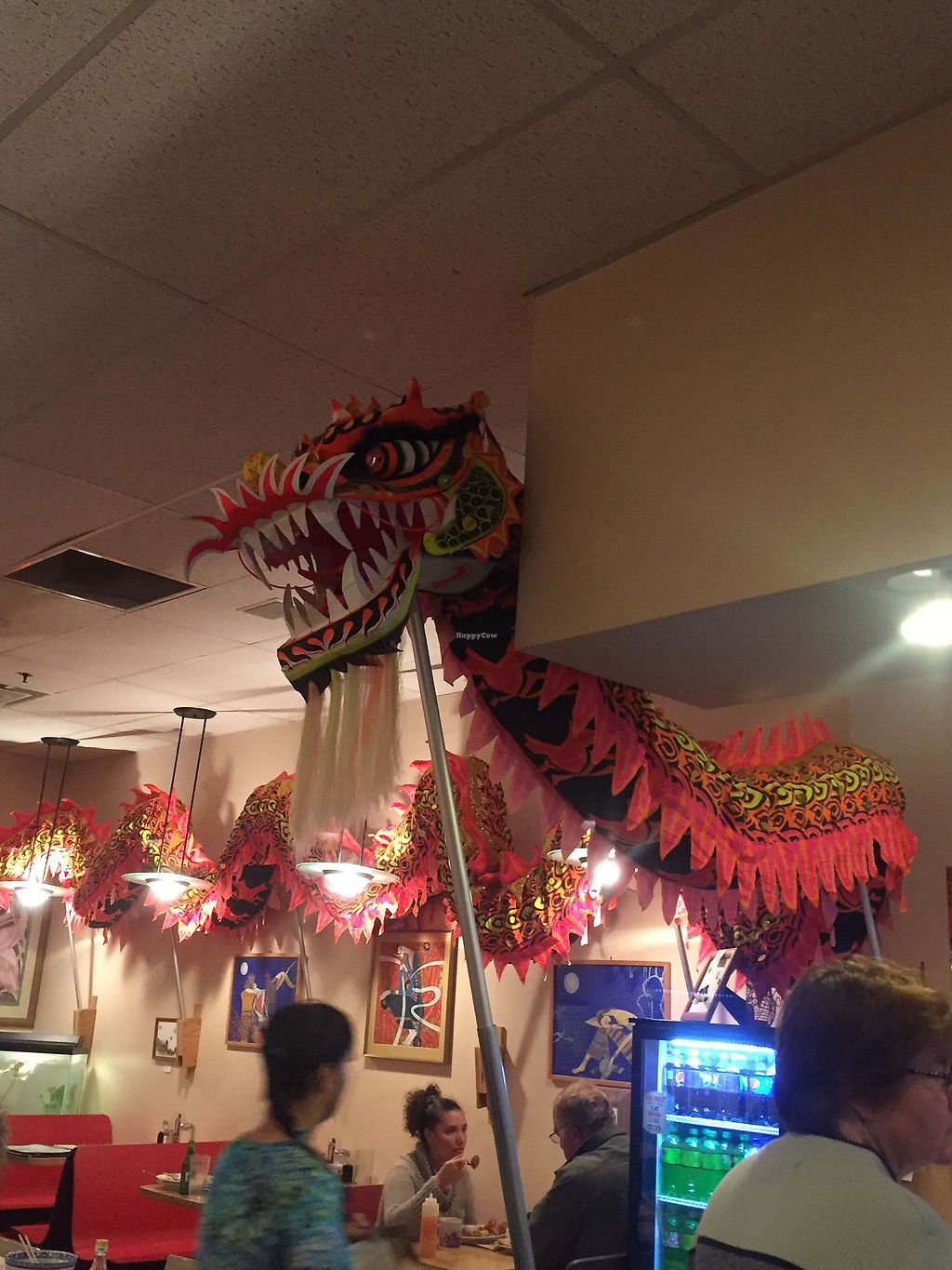 """Photo of China Garden  by <a href=""""/members/profile/Bgeezy"""">Bgeezy</a> <br/>Dragon <br/> October 14, 2017  - <a href='/contact/abuse/image/71052/315308'>Report</a>"""