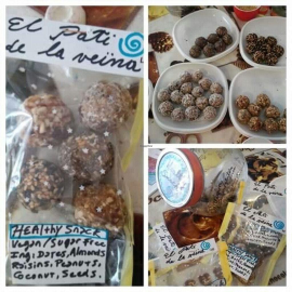 """Photo of El Pati de la Veina  by <a href=""""/members/profile/CaroMalaccorto"""">CaroMalaccorto</a> <br/>healthy snacks..to go!!! <br/> March 22, 2016  - <a href='/contact/abuse/image/71053/140963'>Report</a>"""