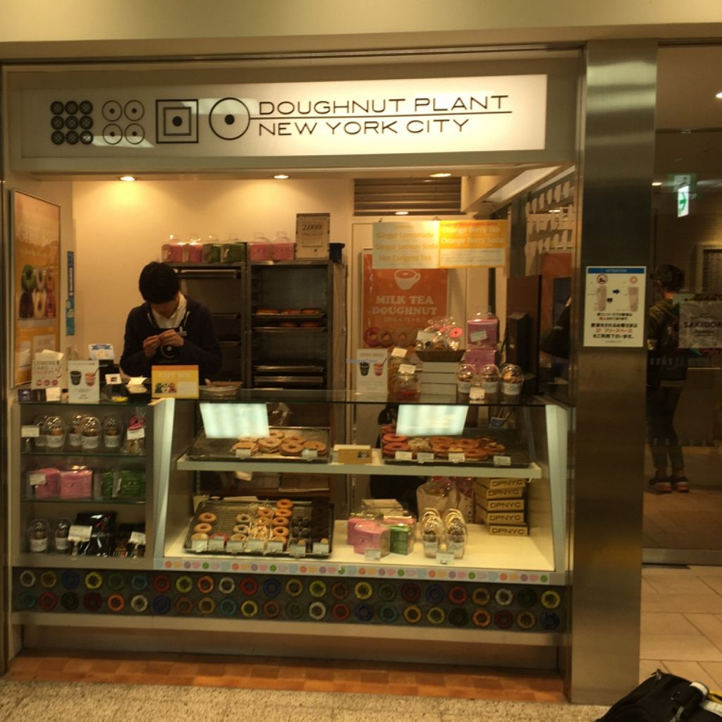 """Photo of CLOSED: Doughnut Plant - Lumine Est  by <a href=""""/members/profile/Gurugurugravity"""">Gurugurugravity</a> <br/>Store front <br/> April 17, 2016  - <a href='/contact/abuse/image/71054/144940'>Report</a>"""