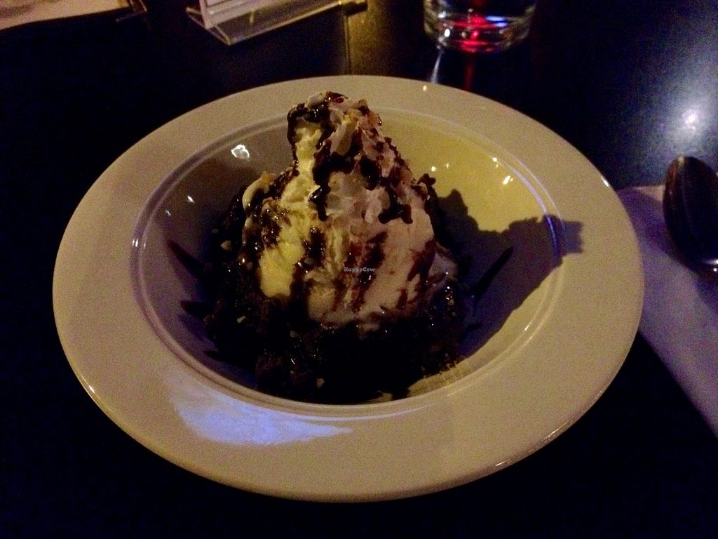 """Photo of Spotted Dog Restaurant and Bar  by <a href=""""/members/profile/clovely.vegan"""">clovely.vegan</a> <br/>Dessert <br/> October 22, 2015  - <a href='/contact/abuse/image/7106/122157'>Report</a>"""