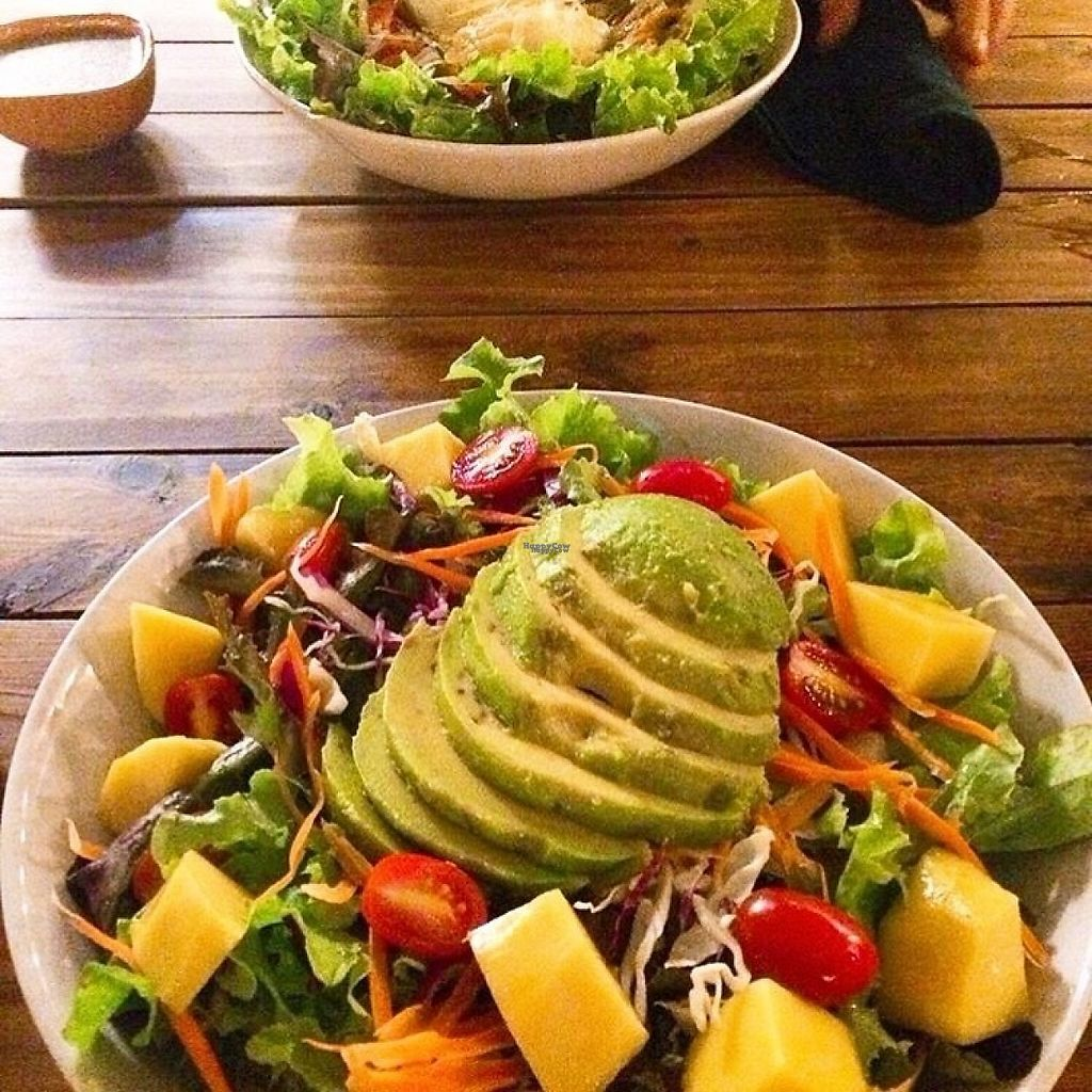 """Photo of Food4Thought  by <a href=""""/members/profile/doughnads"""">doughnads</a> <br/>Fresh salad, with the perfect avo <br/> December 24, 2016  - <a href='/contact/abuse/image/71074/204405'>Report</a>"""