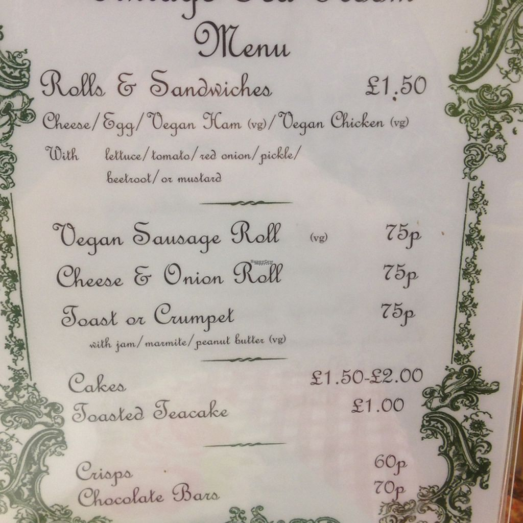 "Photo of Foal Farm Tea Room  by <a href=""/members/profile/kaivalagiclare"">kaivalagiclare</a> <br/>Food menu <br/> December 4, 2016  - <a href='/contact/abuse/image/71078/197304'>Report</a>"