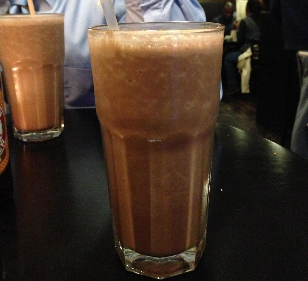 """Photo of The V Spot Cafe  by <a href=""""/members/profile/slo0go"""">slo0go</a> <br/>Cacao shake <br/> May 31, 2014  - <a href='/contact/abuse/image/7108/209463'>Report</a>"""