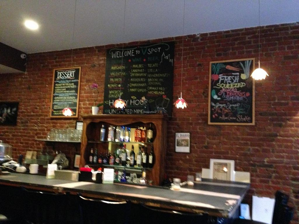 """Photo of The V Spot Cafe  by <a href=""""/members/profile/slo0go"""">slo0go</a> <br/>The interior <br/> May 31, 2014  - <a href='/contact/abuse/image/7108/71099'>Report</a>"""