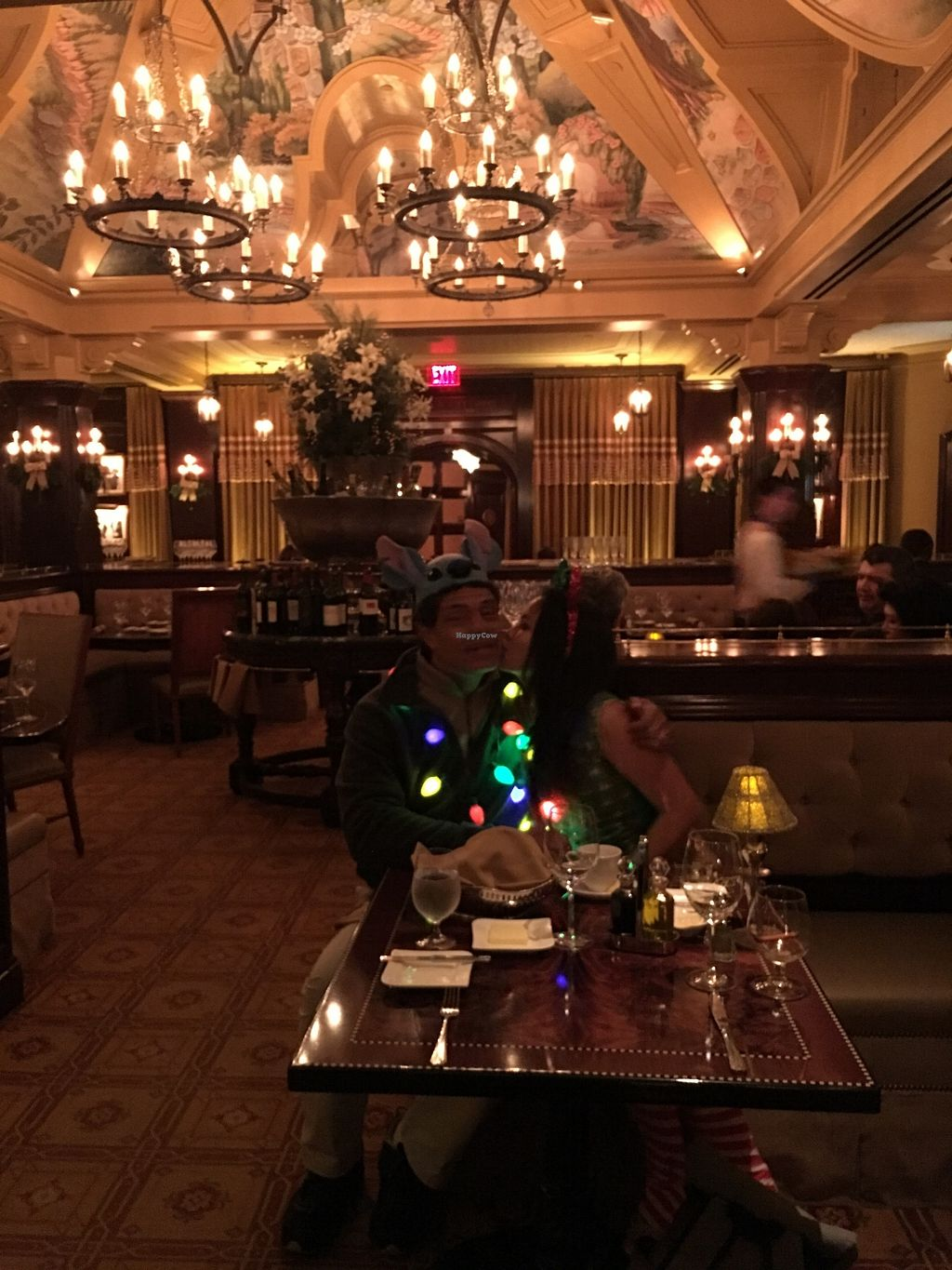 "Photo of Disneyland - Carthay Circle  by <a href=""/members/profile/vegansuncake"">vegansuncake</a> <br/>Most romantic restaurant at Disneyland! <br/> January 13, 2018  - <a href='/contact/abuse/image/71115/345955'>Report</a>"