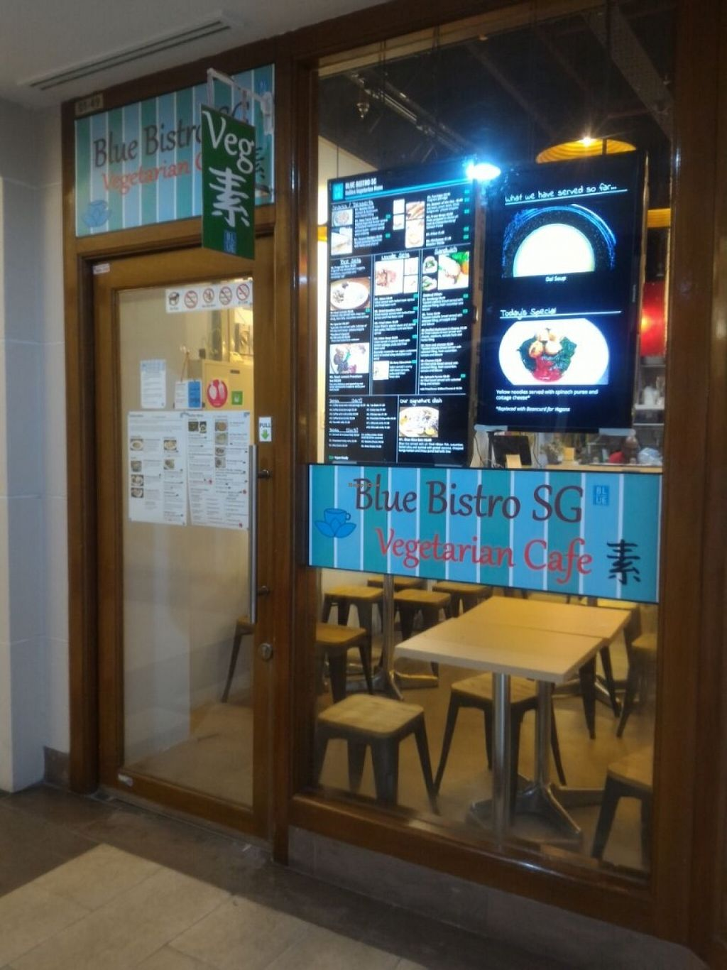 "Photo of CLOSED: Blue Bistro SG Cafe  by <a href=""/members/profile/ouikouik"">ouikouik</a> <br/>blue bistro sg cafe <br/> June 16, 2016  - <a href='/contact/abuse/image/71136/154277'>Report</a>"
