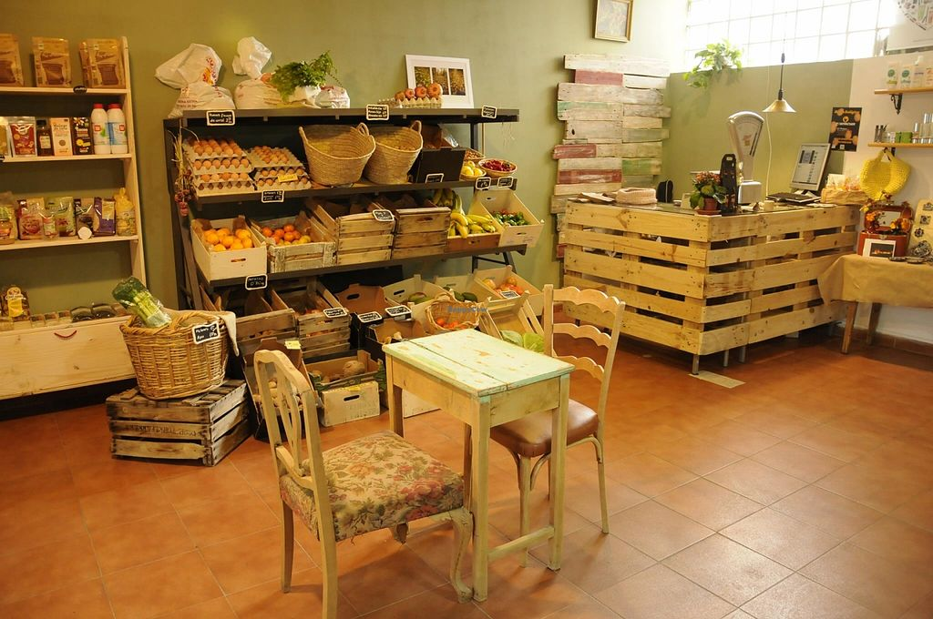"""Photo of La Talega Andalucia Slow Food  by <a href=""""/members/profile/community"""">community</a> <br/>Inside La Talega Andalucia Slow Food  <br/> April 5, 2016  - <a href='/contact/abuse/image/71173/142994'>Report</a>"""