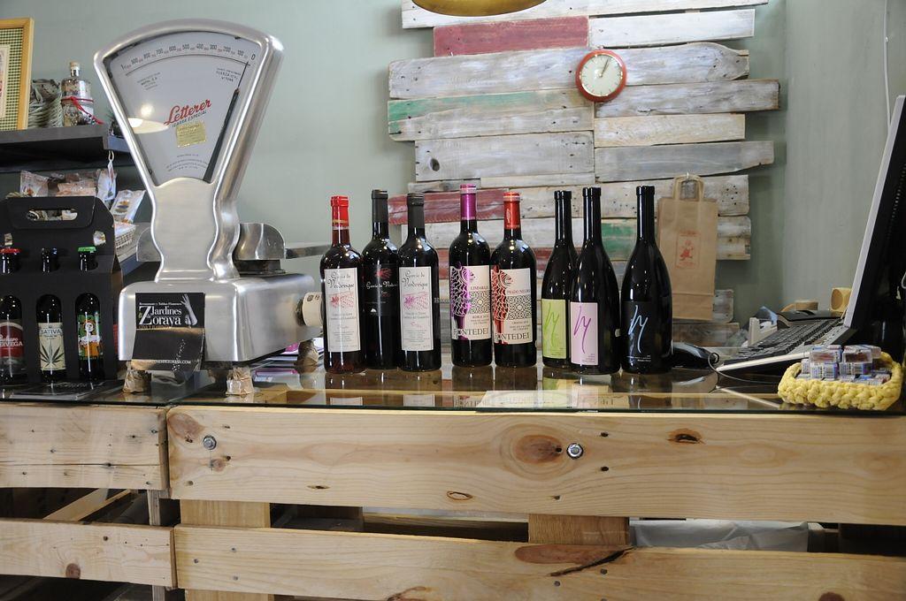 Photo of La Talega Andalucia Slow Food  by La Talega Slow Food <br/>Granada´s wine selection <br/> April 9, 2016  - <a href='/contact/abuse/image/71173/143652'>Report</a>