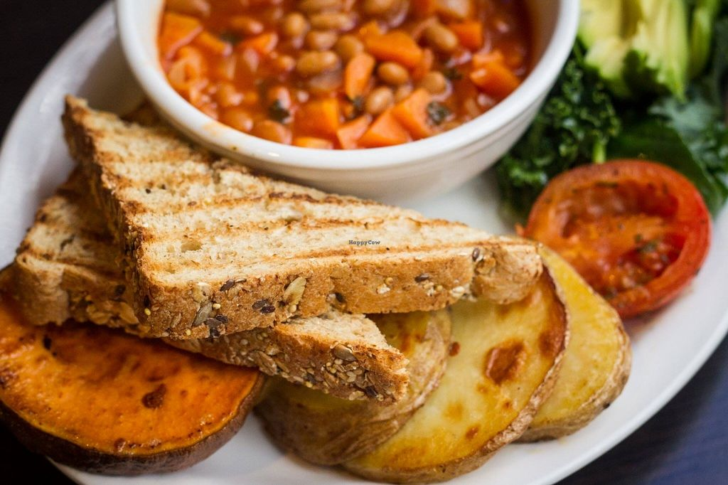"""Photo of Gone Eatery  by <a href=""""/members/profile/Hayley143"""">Hayley143</a> <br/>Vegan all day breakfast <br/> March 20, 2016  - <a href='/contact/abuse/image/71180/140727'>Report</a>"""