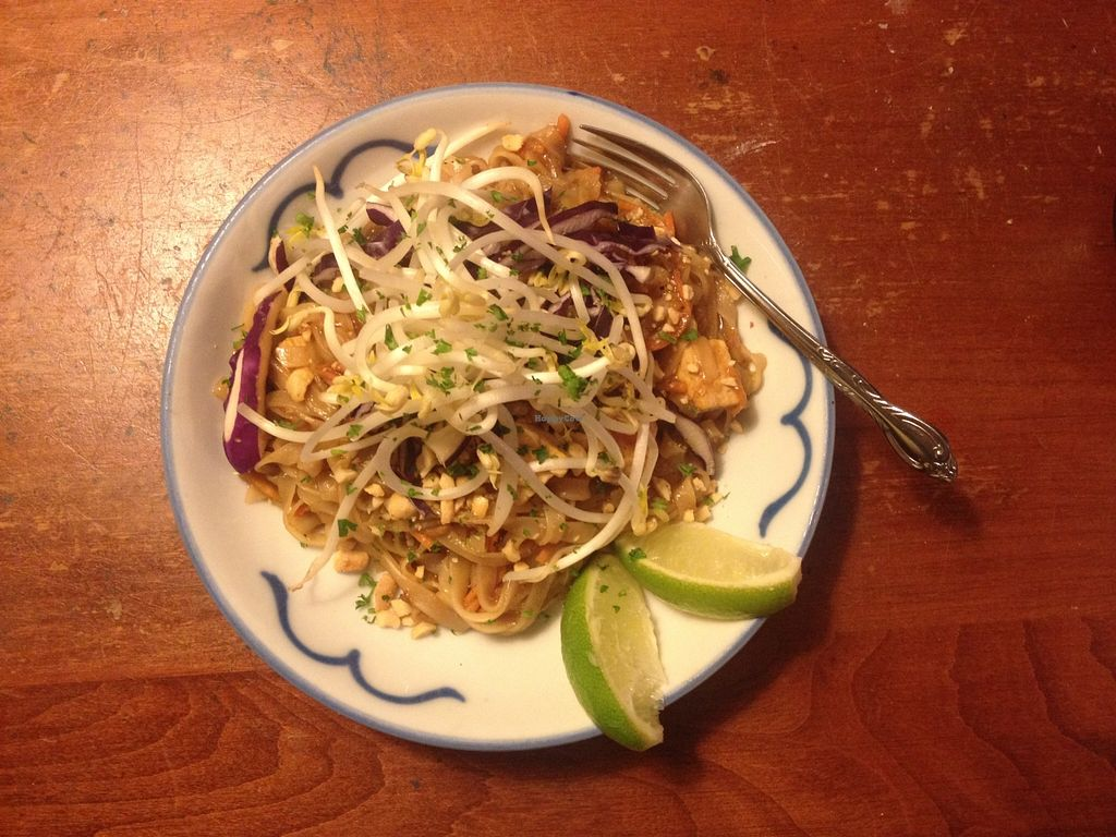 """Photo of Gone Eatery  by <a href=""""/members/profile/Hayley143"""">Hayley143</a> <br/>Vegan Pad Thai <br/> March 20, 2016  - <a href='/contact/abuse/image/71180/140728'>Report</a>"""