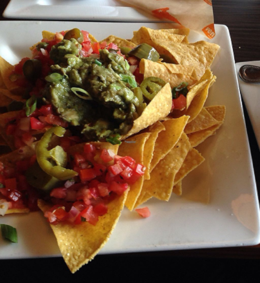 "Photo of Venti's Cafe and Taphouse  by <a href=""/members/profile/HippieFood"">HippieFood</a> <br/>vegan nachos <br/> November 26, 2016  - <a href='/contact/abuse/image/71197/222542'>Report</a>"