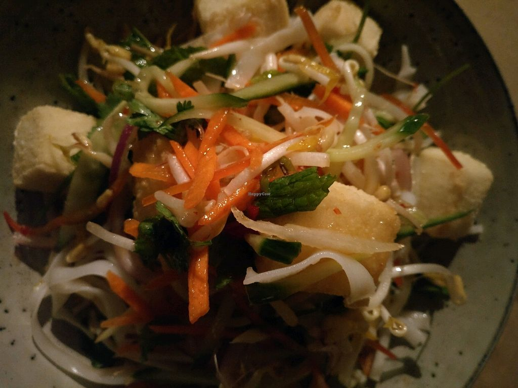 """Photo of Mallow Hotel  by <a href=""""/members/profile/Aloo"""">Aloo</a> <br/>Vietnamese noddle salad with tofu <br/> April 1, 2018  - <a href='/contact/abuse/image/71206/379306'>Report</a>"""