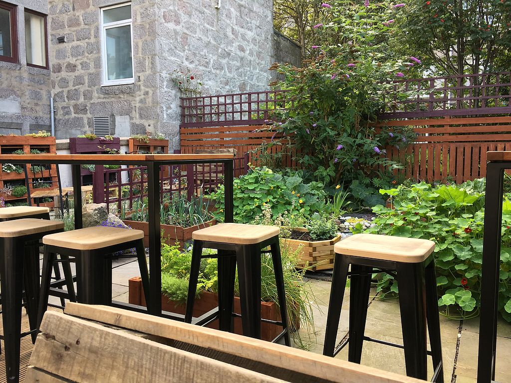 """Photo of Bonobo Cafe  by <a href=""""/members/profile/Mairicru"""">Mairicru</a> <br/>garden <br/> August 24, 2017  - <a href='/contact/abuse/image/71220/296813'>Report</a>"""