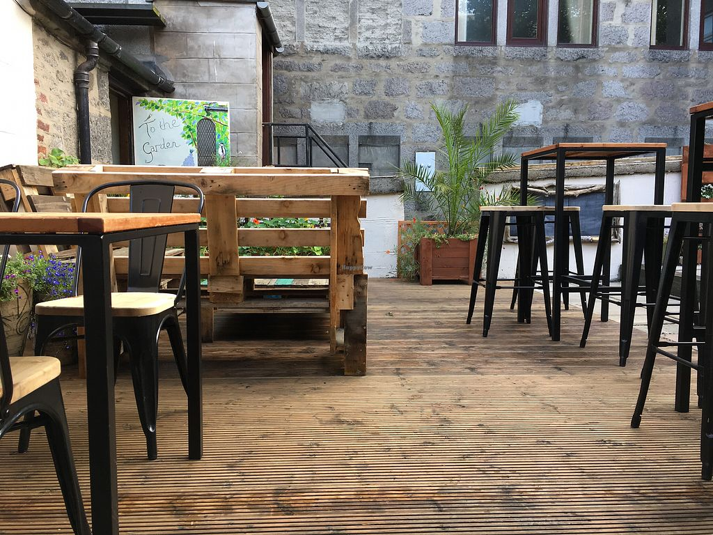 """Photo of Bonobo Cafe  by <a href=""""/members/profile/Mairicru"""">Mairicru</a> <br/>garden <br/> August 24, 2017  - <a href='/contact/abuse/image/71220/296814'>Report</a>"""