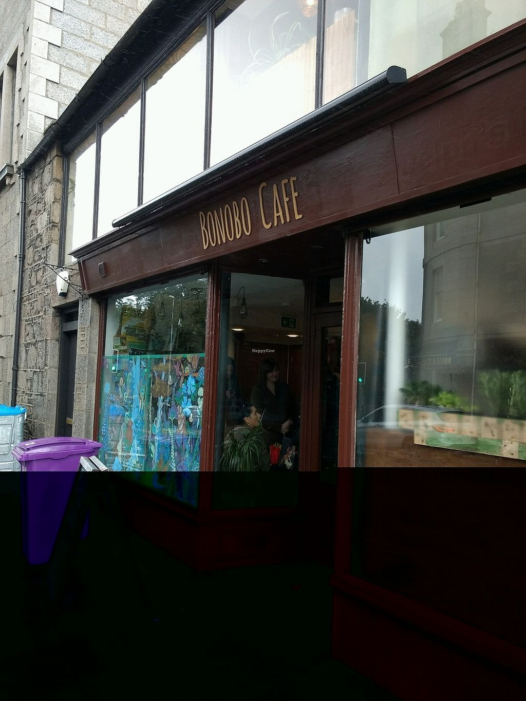 """Photo of Bonobo Cafe  by <a href=""""/members/profile/craigmc"""">craigmc</a> <br/>outside <br/> October 4, 2017  - <a href='/contact/abuse/image/71220/311850'>Report</a>"""