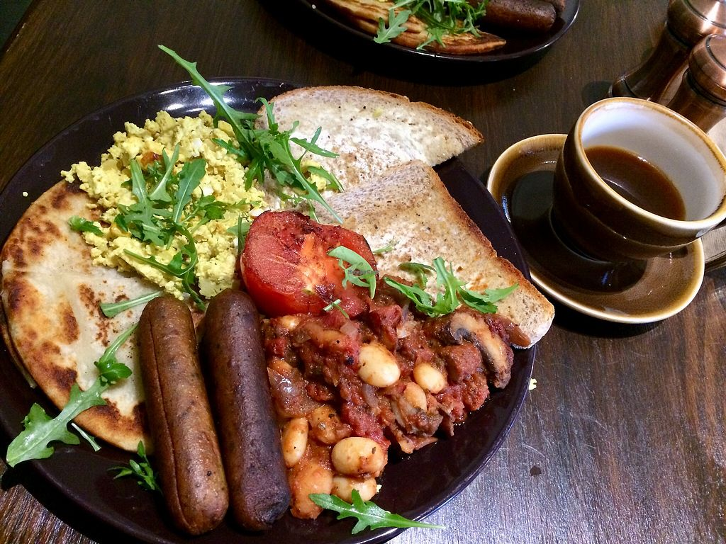 """Photo of Bonobo Cafe  by <a href=""""/members/profile/Chnanis"""">Chnanis</a> <br/>Full Scottish breakfast  <br/> January 13, 2018  - <a href='/contact/abuse/image/71220/346110'>Report</a>"""
