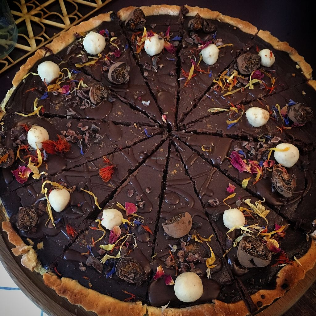 """Photo of Bonobo Cafe  by <a href=""""/members/profile/RachaelHope"""">RachaelHope</a> <br/>Chocolate Tart <br/> February 13, 2018  - <a href='/contact/abuse/image/71220/358642'>Report</a>"""