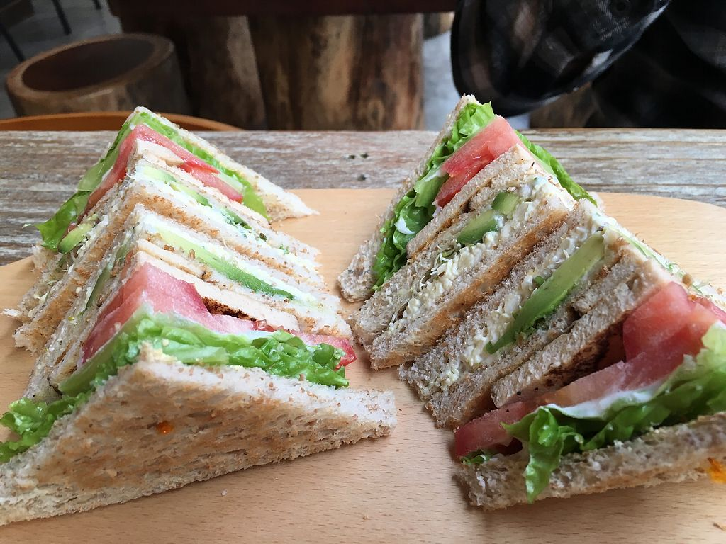 """Photo of LN Fortunate Coffee  by <a href=""""/members/profile/Veg4Jay"""">Veg4Jay</a> <br/>Fortunate Sandwich <br/> November 24, 2017  - <a href='/contact/abuse/image/71242/328615'>Report</a>"""