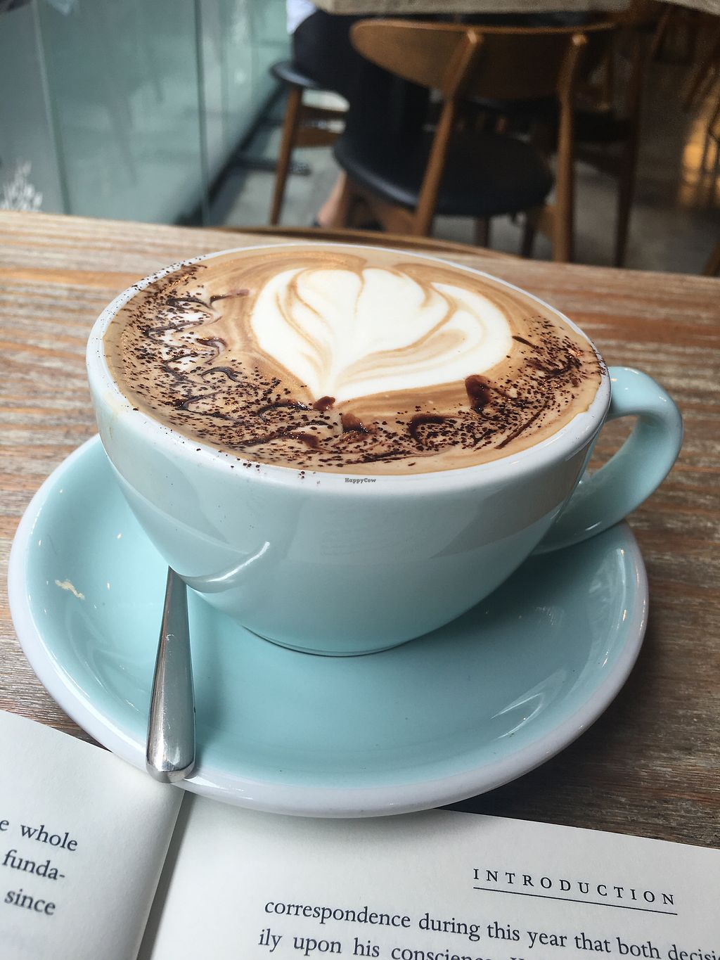 """Photo of LN Fortunate Coffee  by <a href=""""/members/profile/Veg4Jay"""">Veg4Jay</a> <br/>Double Mocha <br/> April 11, 2018  - <a href='/contact/abuse/image/71242/383609'>Report</a>"""