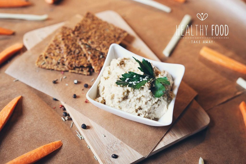 "Photo of CLOSED: HFood  by <a href=""/members/profile/lalladallas"">lalladallas</a> <br/>hummus and bread <br/> March 29, 2016  - <a href='/contact/abuse/image/71259/141762'>Report</a>"