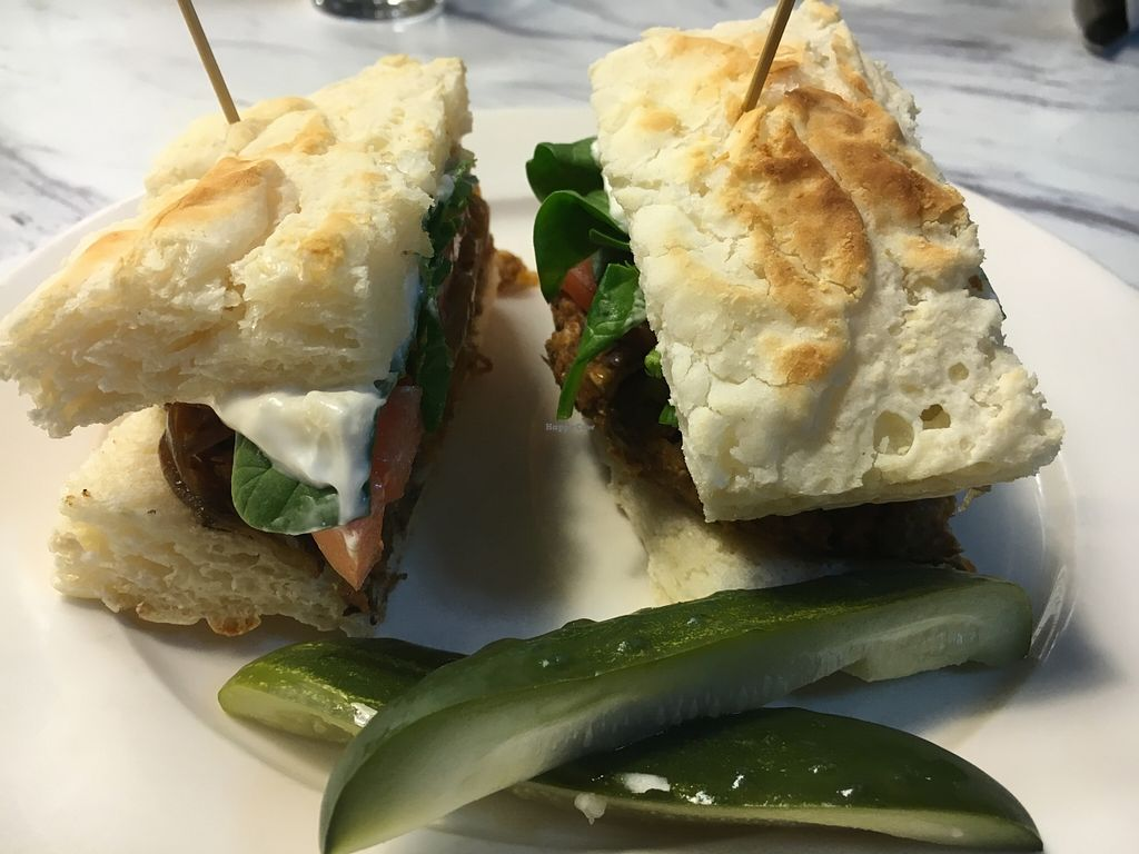 """Photo of Marie Catrib's  by <a href=""""/members/profile/NML"""">NML</a> <br/>Larry David Sandwich---delicious! <br/> February 3, 2016  - <a href='/contact/abuse/image/7129/134905'>Report</a>"""