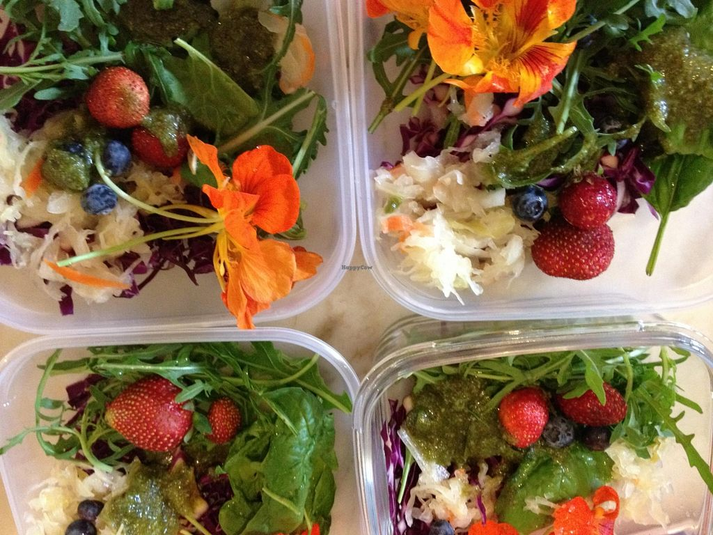 Photo of Cozinha da Kaya  by olides <br/>salads for the lunch box <br/> April 2, 2016  - <a href='/contact/abuse/image/71364/142335'>Report</a>