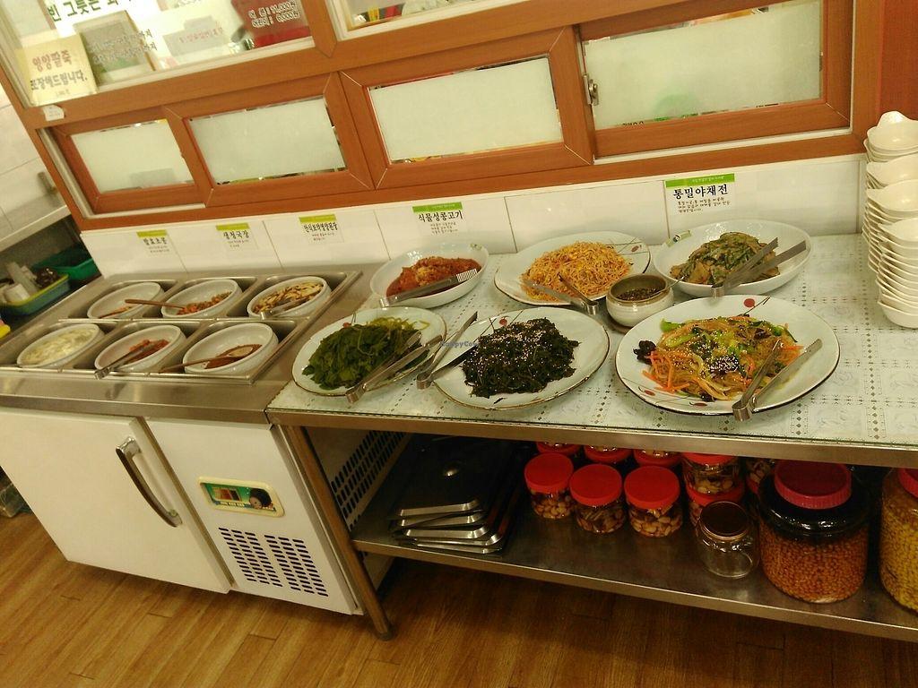 "Photo of CLOSED: An Hyun Pil - 안현필 건강연구소  by <a href=""/members/profile/JiriJerabek"">JiriJerabek</a> <br/>lunch buffet <br/> August 28, 2017  - <a href='/contact/abuse/image/71367/298122'>Report</a>"