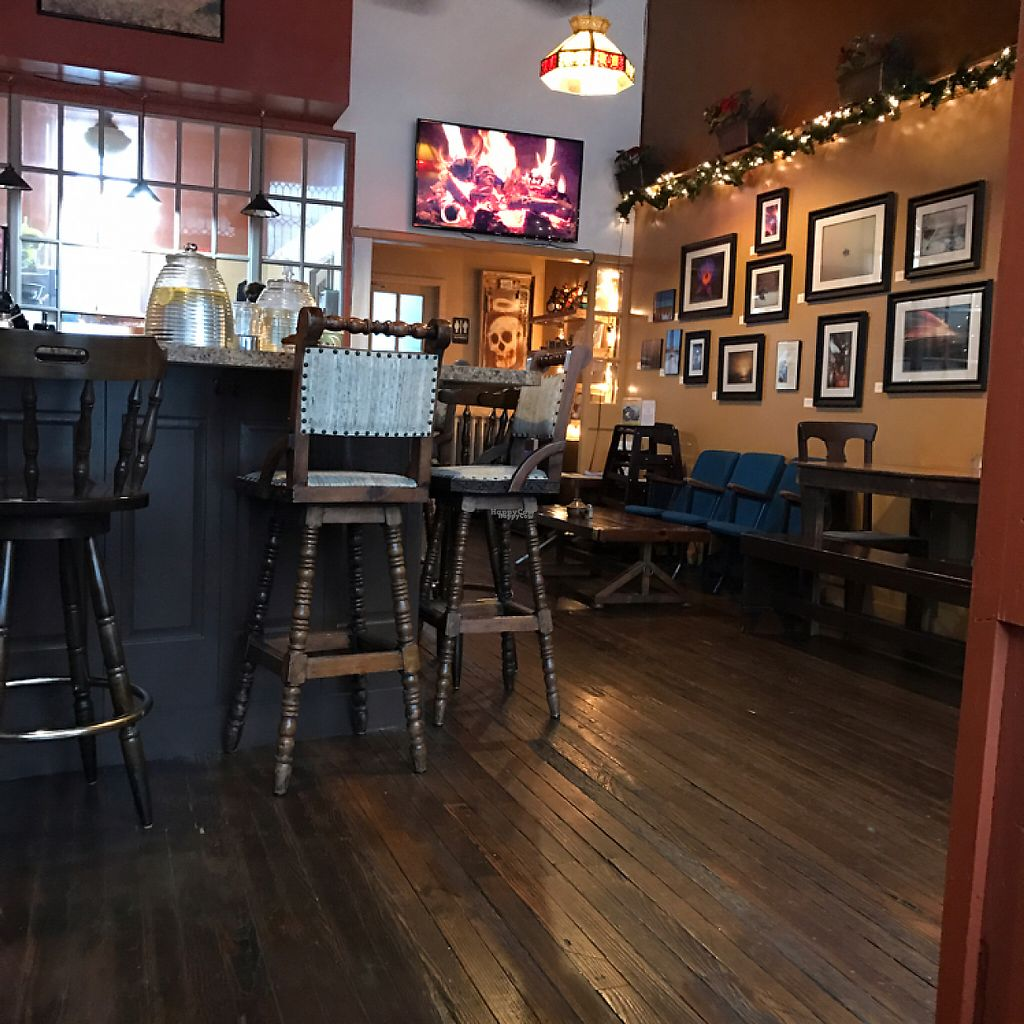 "Photo of Firefly Cafe and Outpost  by <a href=""/members/profile/xjamiex"">xjamiex</a> <br/>bar seating and traditional seating inside  <br/> March 18, 2017  - <a href='/contact/abuse/image/71396/238120'>Report</a>"