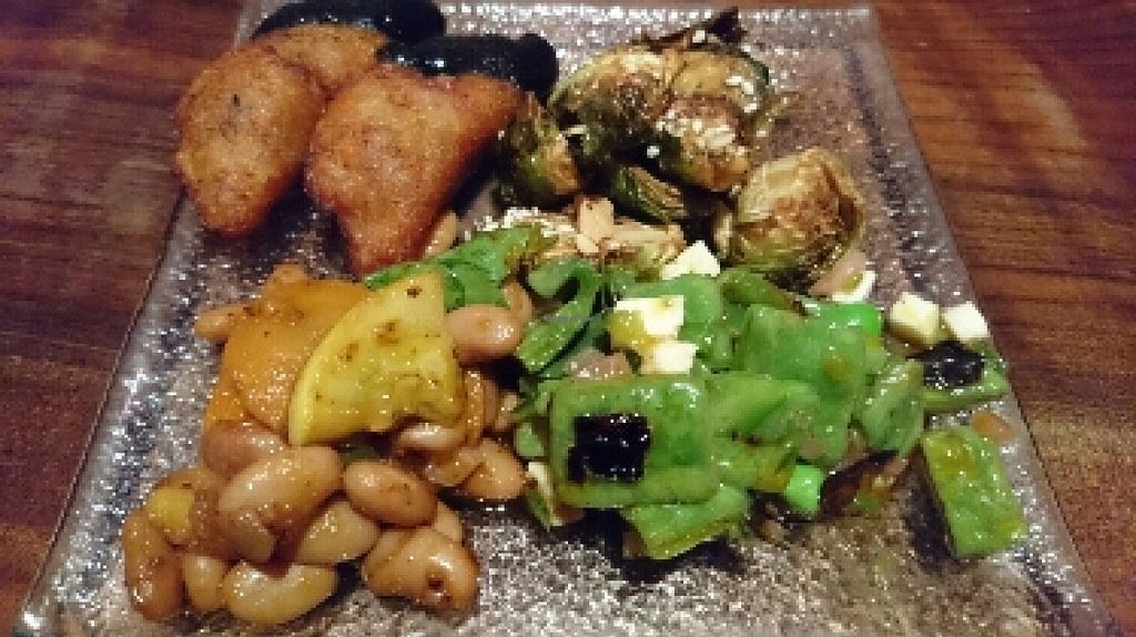 """Photo of Oyamel  by <a href=""""/members/profile/neerav"""">neerav</a> <br/>various vegetarian tapas options <br/> May 22, 2016  - <a href='/contact/abuse/image/71400/150327'>Report</a>"""