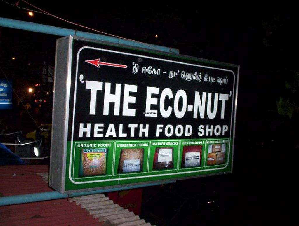 "Photo of The Eco-Nut Health Food Shop  by <a href=""/members/profile/community"">community</a> <br/>signage <br/> June 8, 2015  - <a href='/contact/abuse/image/7140/105167'>Report</a>"