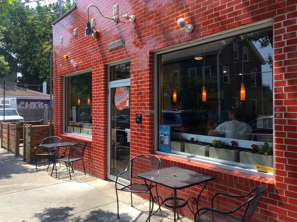 """Photo of Tallulah's Taqueria  by <a href=""""/members/profile/Stacie99"""">Stacie99</a> <br/>Store front <br/> August 13, 2016  - <a href='/contact/abuse/image/71413/168309'>Report</a>"""