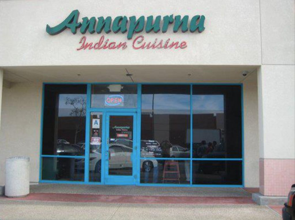 "Photo of Annapurna Indian Cuisine  by <a href=""/members/profile/community4"">community4</a> <br/>Annapurna Indian Cuisine <br/> February 21, 2017  - <a href='/contact/abuse/image/71419/228730'>Report</a>"