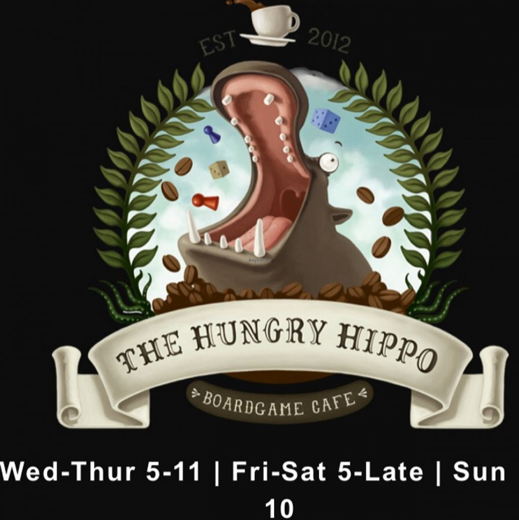 """Photo of CLOSED: The Hungry Hippo  by <a href=""""/members/profile/Tally"""">Tally</a> <br/>sign outside the building  <br/> March 27, 2016  - <a href='/contact/abuse/image/71437/141535'>Report</a>"""