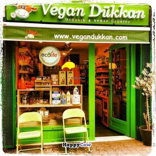 "Photo of Vegan Dukkan - Ecolife  by <a href=""/members/profile/vegantr"">vegantr</a> <br/>Vegan Dukkan <br/> September 30, 2013  - <a href='/contact/abuse/image/7143/56026'>Report</a>"