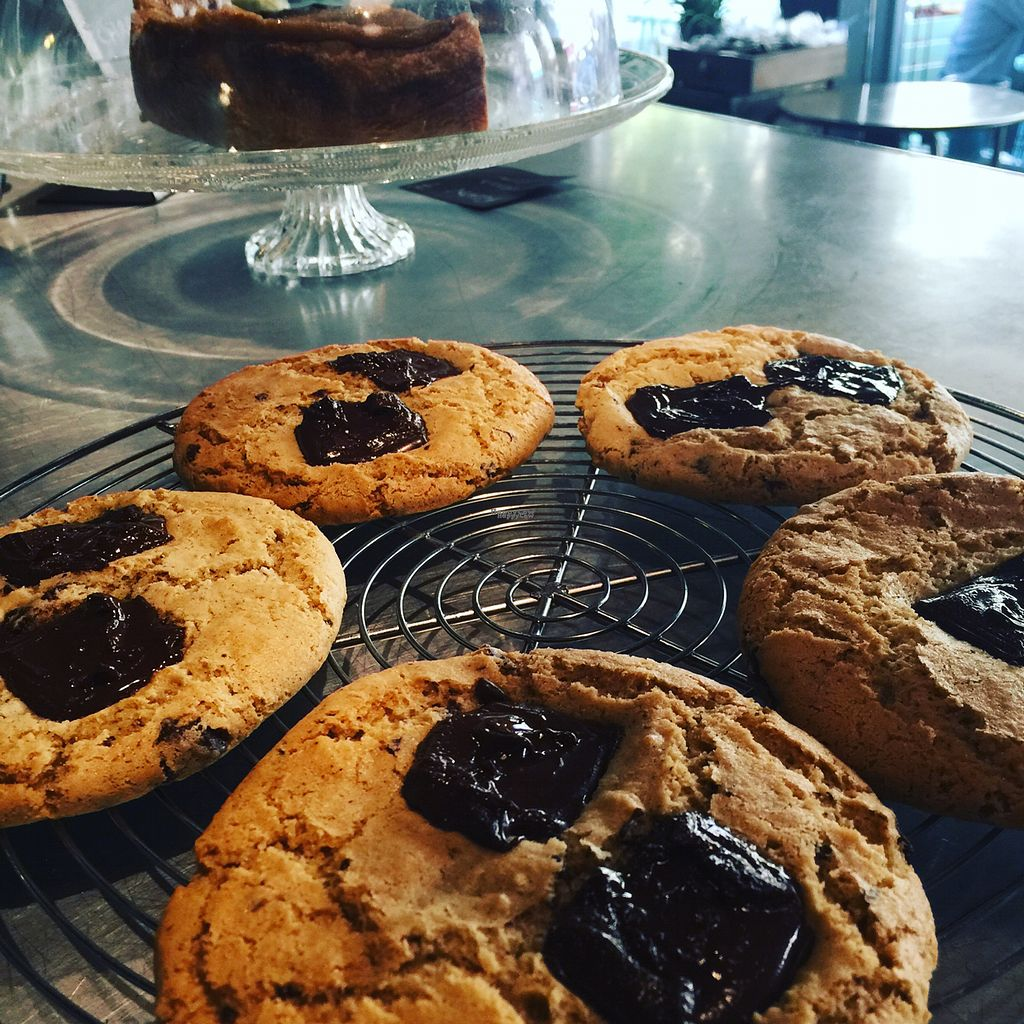 "Photo of Cafe Cacahuete  by <a href=""/members/profile/Mikyvegan"">Mikyvegan</a> <br/>vegan cookies <br/> September 19, 2016  - <a href='/contact/abuse/image/71489/176831'>Report</a>"