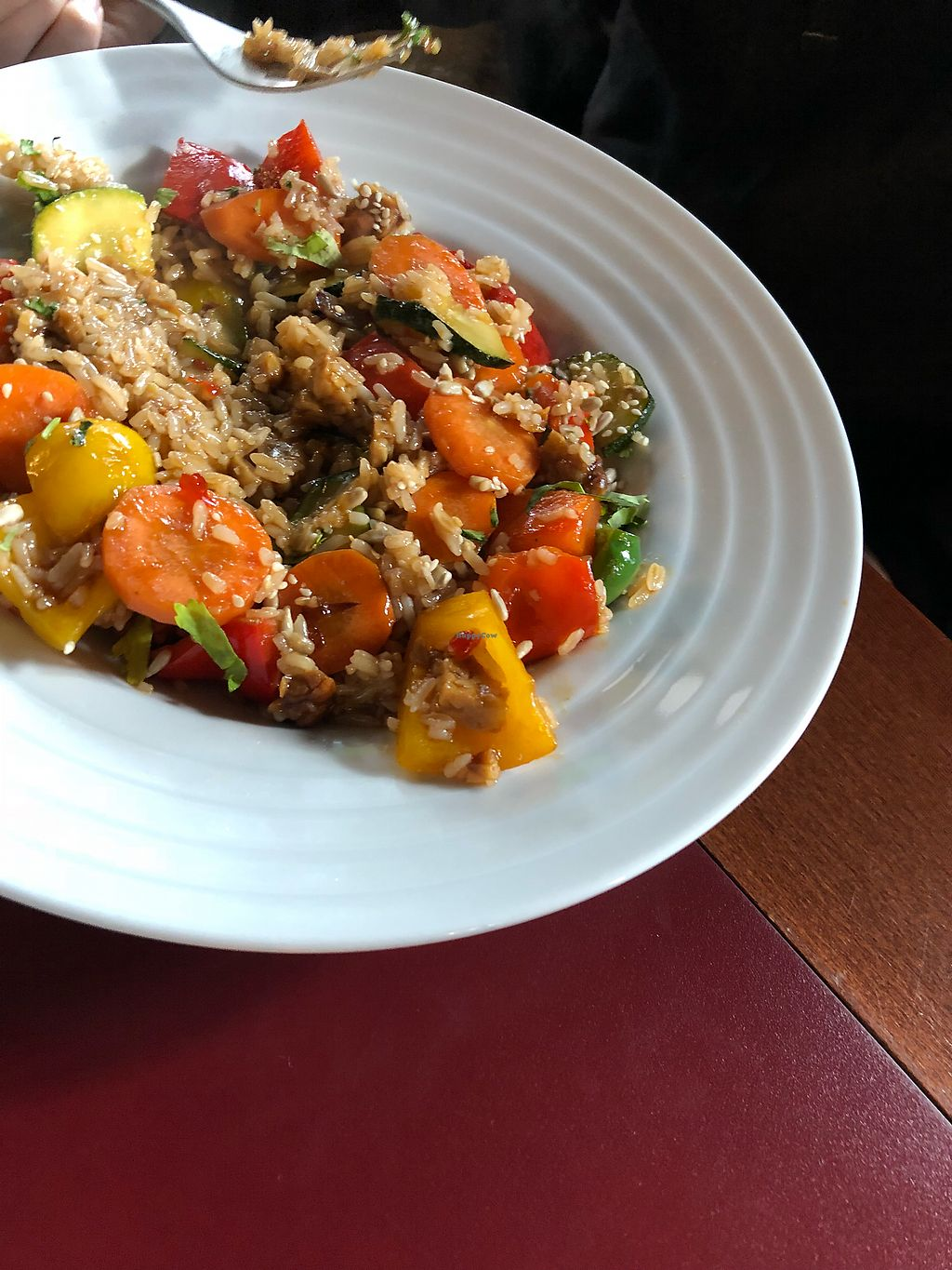 "Photo of Vegan's Prague  by <a href=""/members/profile/OriKalisher"">OriKalisher</a> <br/>Fried rice <br/> April 4, 2018  - <a href='/contact/abuse/image/71531/380833'>Report</a>"