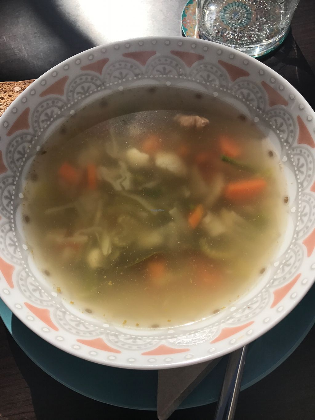 """Photo of Eco Eco  by <a href=""""/members/profile/davidmannesse"""">davidmannesse</a> <br/>The vegetable soup  <br/> February 17, 2018  - <a href='/contact/abuse/image/71532/360540'>Report</a>"""