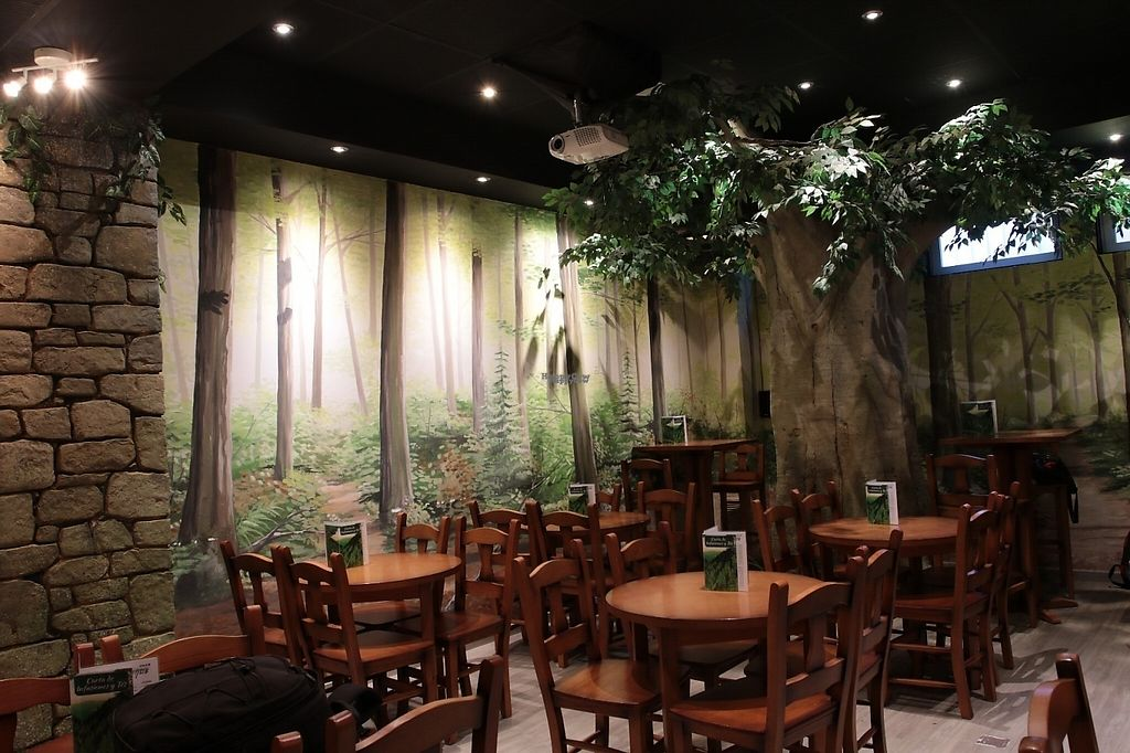 """Photo of CLOSED: Teteria El Bosque  by <a href=""""/members/profile/JorgeEscartin"""">JorgeEscartin</a> <br/>Main view of the interior <br/> November 8, 2016  - <a href='/contact/abuse/image/71554/187567'>Report</a>"""